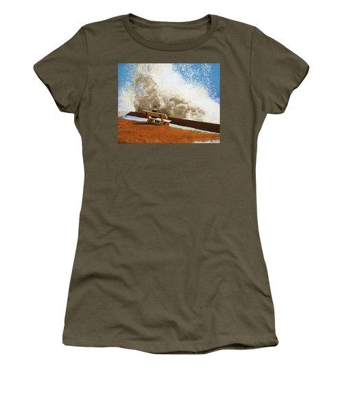 Incoming Women's T-Shirt (Junior Cut) by Thomas Blood