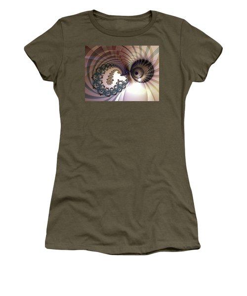 Incompatible Elements Women's T-Shirt (Athletic Fit)