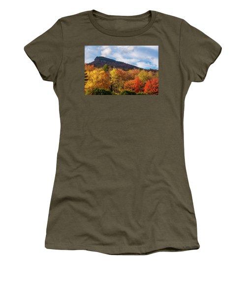Indian Head Autumn Women's T-Shirt