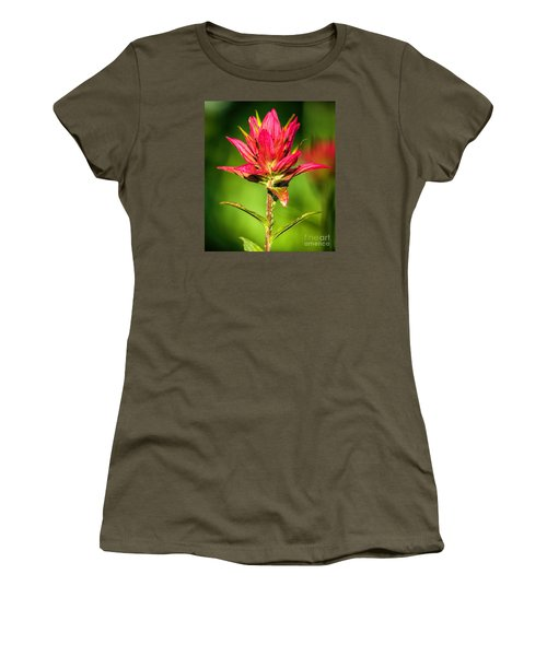 Indian Paintbrush Women's T-Shirt