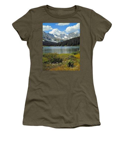 Indian Peaks Wilderness Area, Colorado Women's T-Shirt