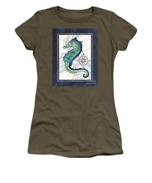Indigo Maritime 2 Women's T-Shirt