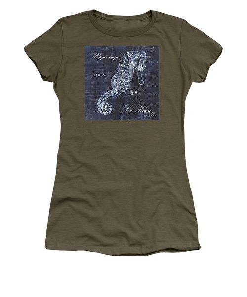 Indigo Verde Mar 1 Women's T-Shirt