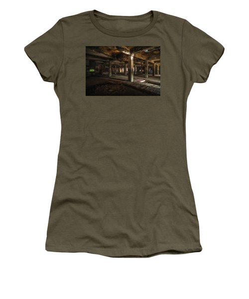 Industrial Catacombs Women's T-Shirt
