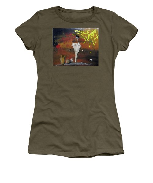 Inicios Women's T-Shirt (Athletic Fit)