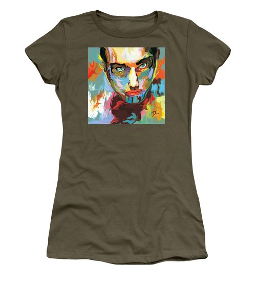 Intense Face 2 Women's T-Shirt