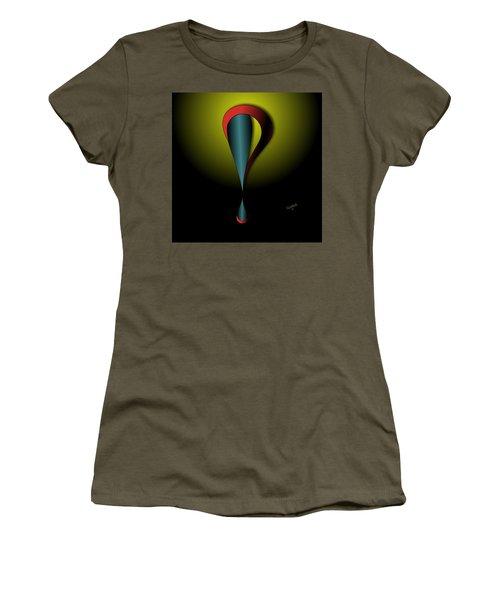 Interrofang Bang Women's T-Shirt (Athletic Fit)