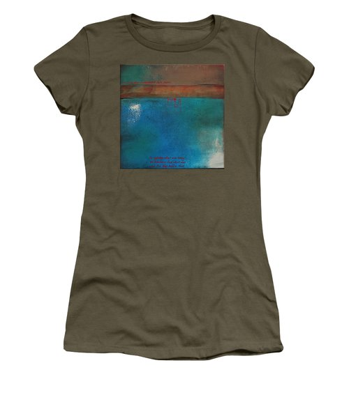 Into The Wisp 1 Women's T-Shirt