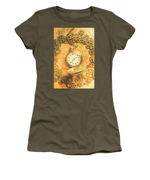 Invention Of Time Women's T-Shirt