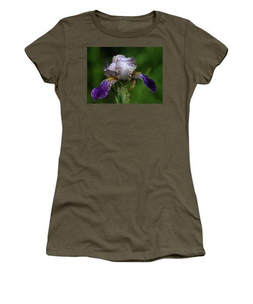 Iris After The Rain 1409 H_2 Women's T-Shirt