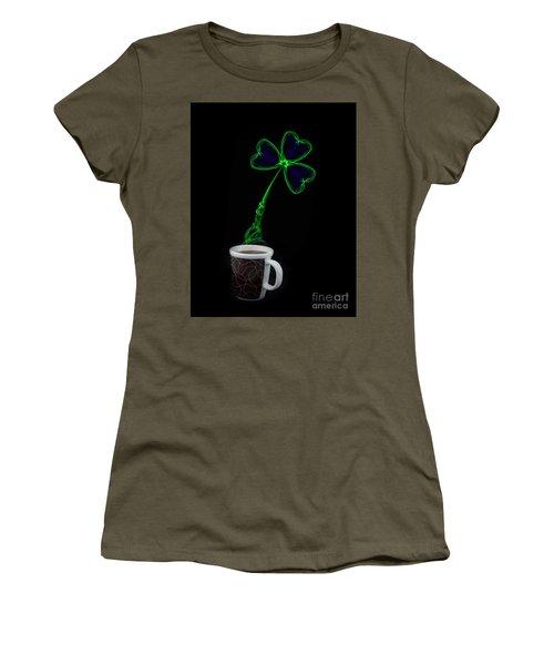 Irish Coffee Women's T-Shirt (Athletic Fit)
