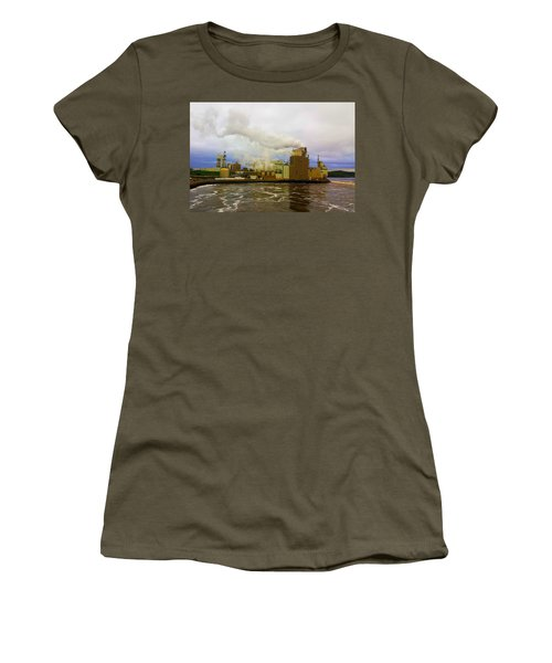 Irving Pulp Mill #3 Women's T-Shirt