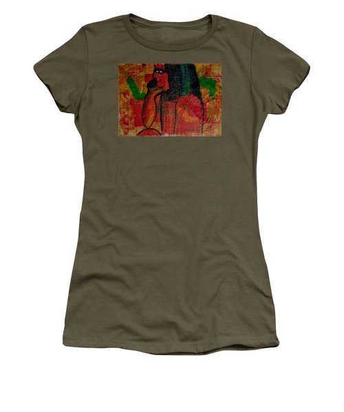 Isis, Egyption Queen Of Earth Women's T-Shirt