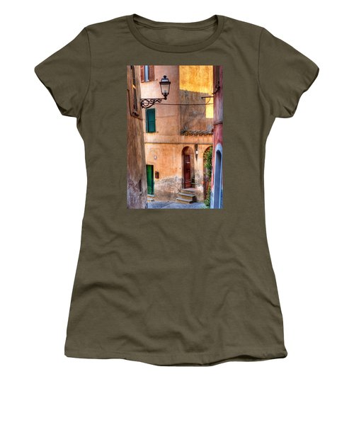 Italian Alley Women's T-Shirt (Junior Cut)