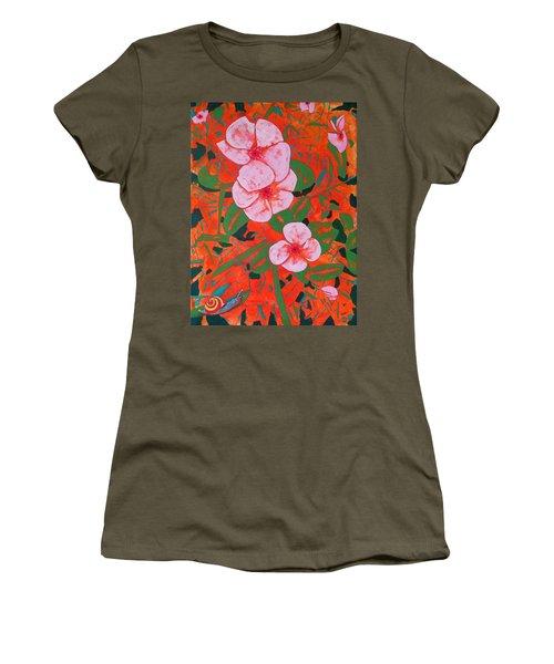 It's A Big World Women's T-Shirt