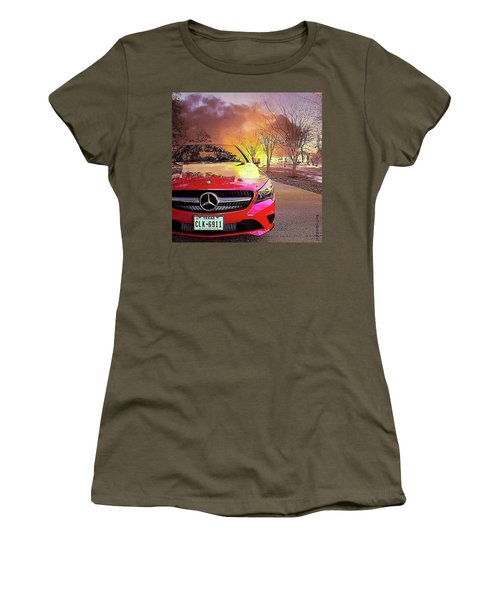 It's #mercedes Monday And I Am A Women's T-Shirt