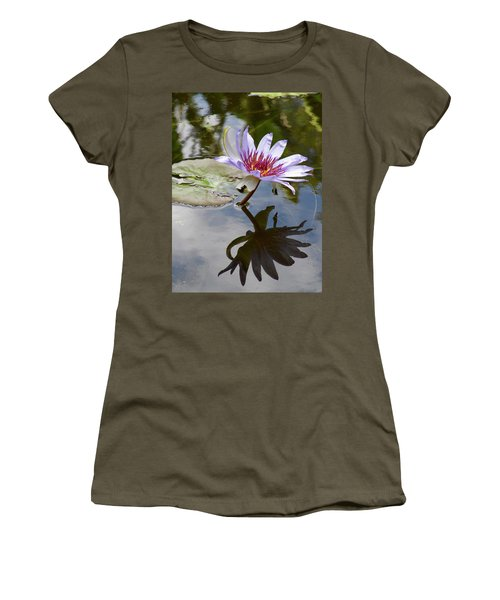 Its Shadow Women's T-Shirt (Athletic Fit)
