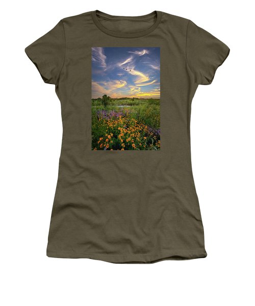 It's Time To Relax Women's T-Shirt