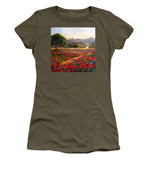 It's Worth A Try...i Need Your Votes! Women's T-Shirt