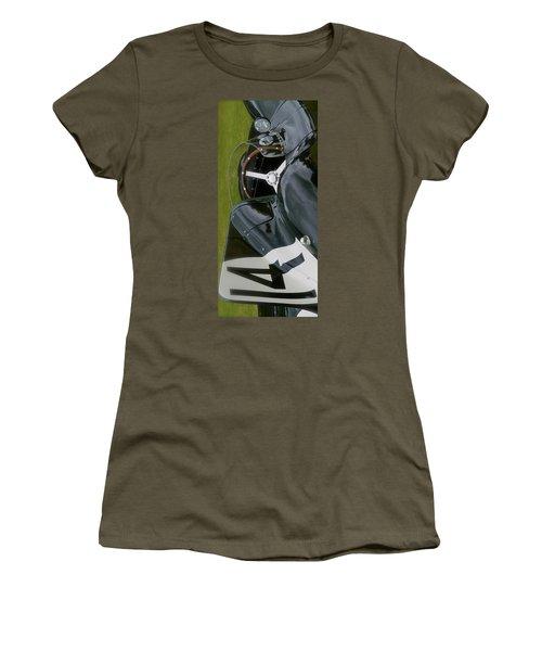 Jaguar Racing Car Smart Phone Case Women's T-Shirt (Athletic Fit)