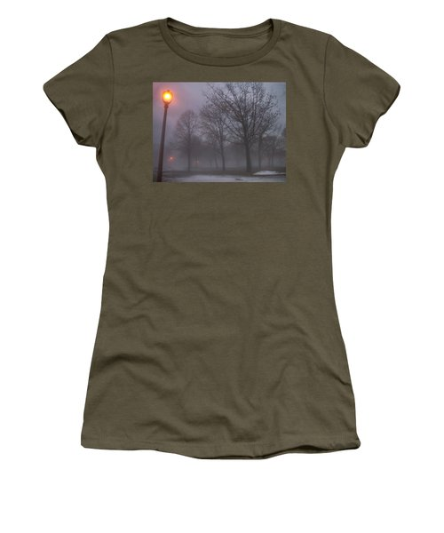 January Fog 3 Women's T-Shirt