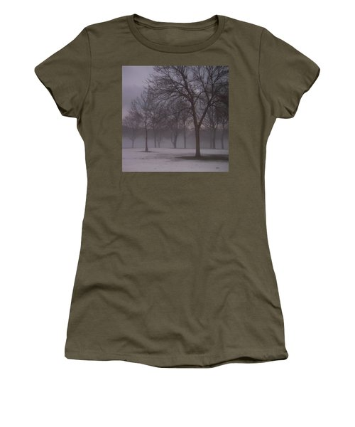 January Fog 4 Women's T-Shirt