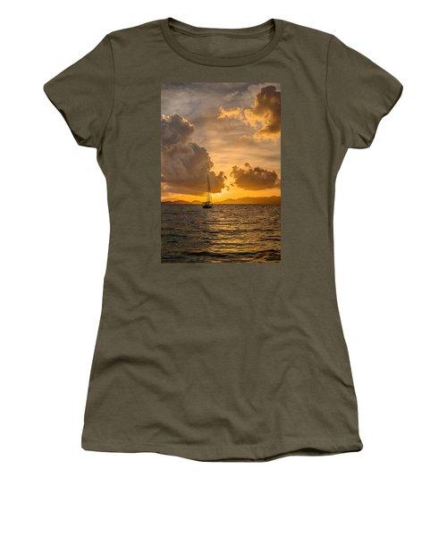 Jimmy Buffet Sunrise Women's T-Shirt