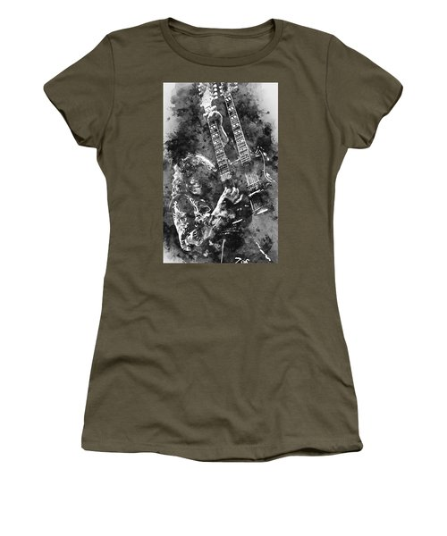 Jimmy Page - 02 Women's T-Shirt