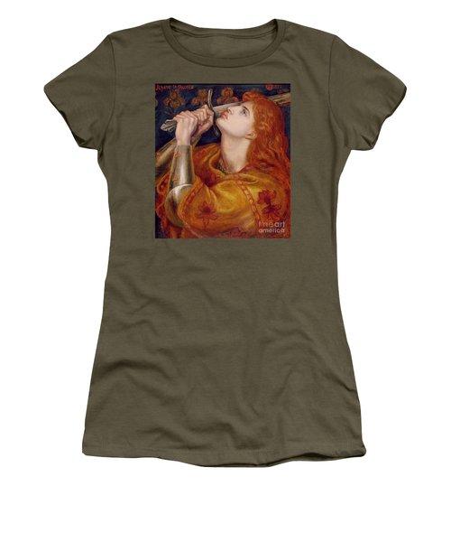 Joan Of Arc Women's T-Shirt