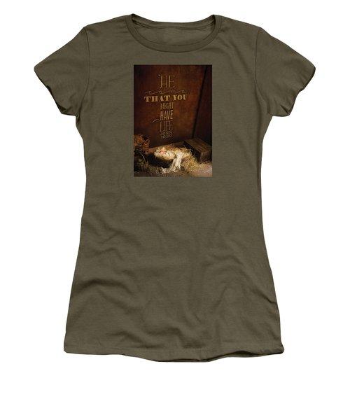 John 10 Women's T-Shirt