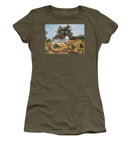 Johnny's Home Women's T-Shirt