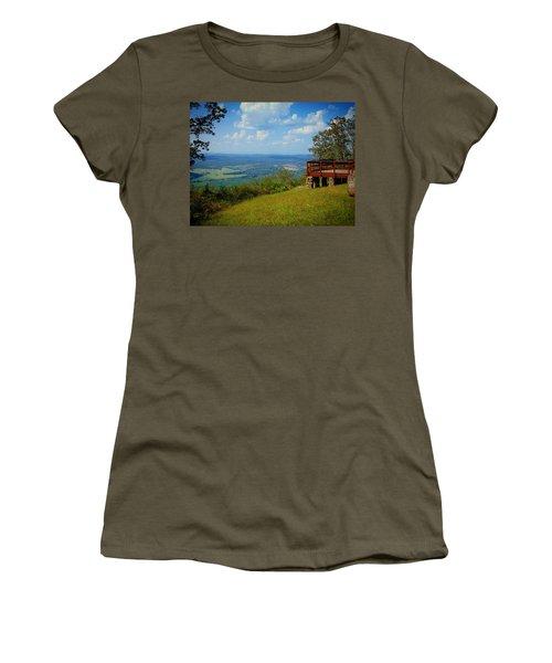 John's Mountain Overlook Women's T-Shirt