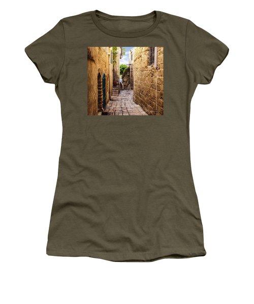 Joppa Israel Passageway Women's T-Shirt