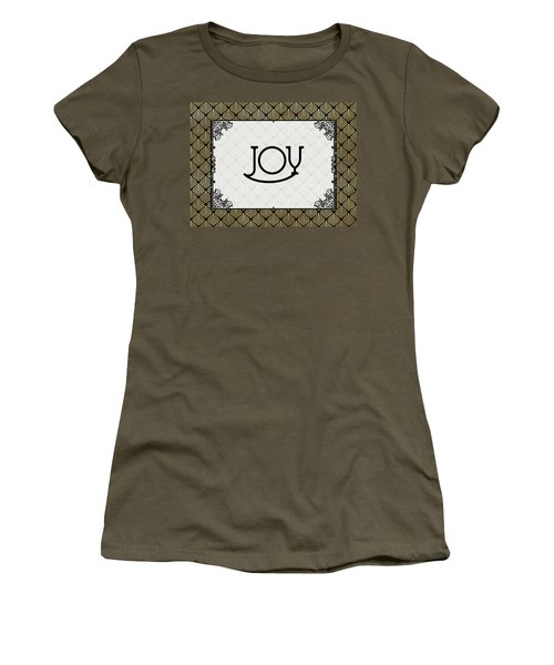 Joy - Art Deco Women's T-Shirt
