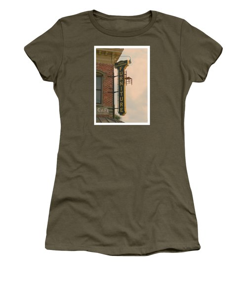 Juan's Furniture Store Women's T-Shirt (Athletic Fit)