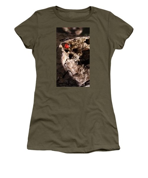 Just A Place To Rest Women's T-Shirt (Athletic Fit)