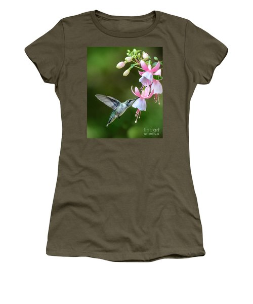 Just A Sip Women's T-Shirt (Junior Cut) by Amy Porter