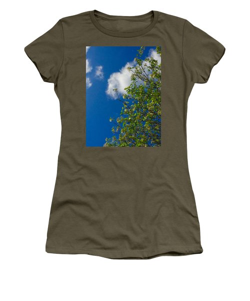 Just In Passing Women's T-Shirt (Athletic Fit)