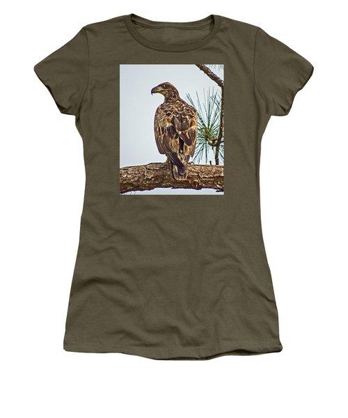Juvenile Women's T-Shirt (Athletic Fit)