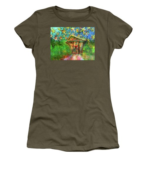 Kaleidoscope Skies Women's T-Shirt