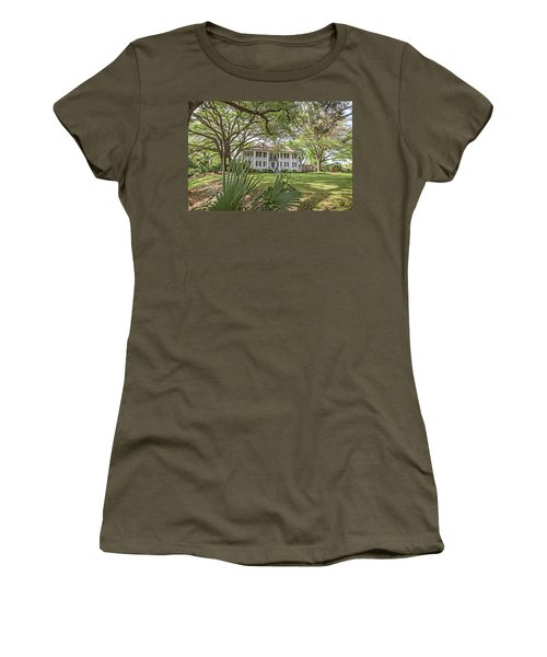 Kaminski House Museum Women's T-Shirt (Athletic Fit)