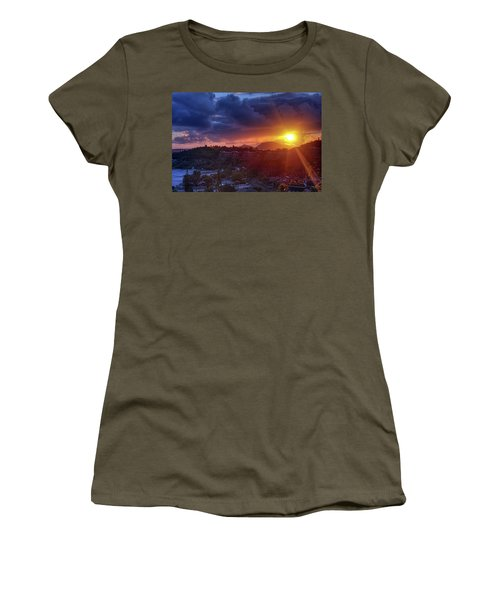 Kaneohe Sunrise Women's T-Shirt