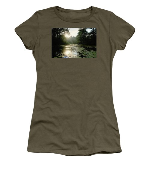 Kayaking Women's T-Shirt