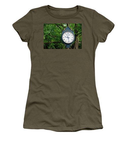 Keeneland Clock Women's T-Shirt