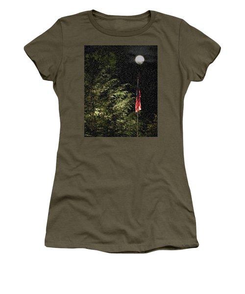 Keeping America  Illuminated.  Women's T-Shirt