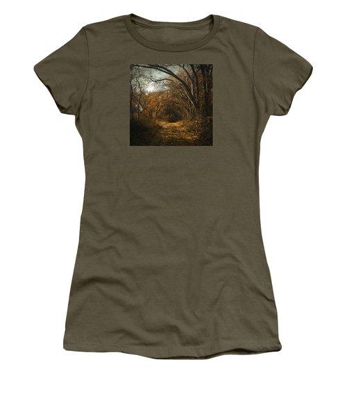 Kern River Preserve - December 2015-2 Women's T-Shirt (Athletic Fit)