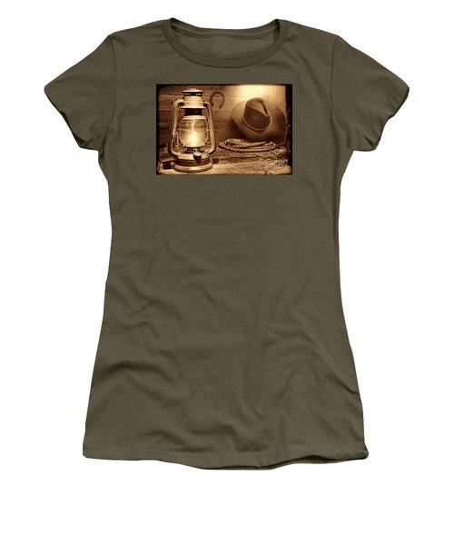 Kerosene Lantern Women's T-Shirt