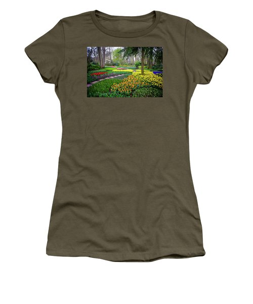 Keukehof Botanic Garden 2015 Women's T-Shirt