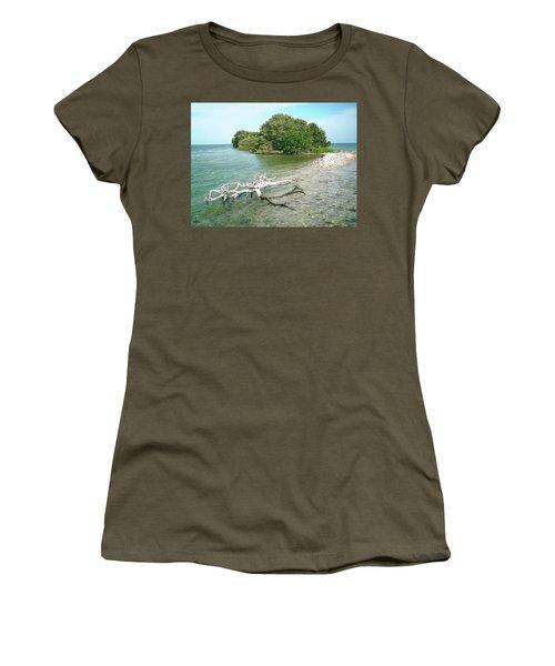 Key Largo Out Island Women's T-Shirt
