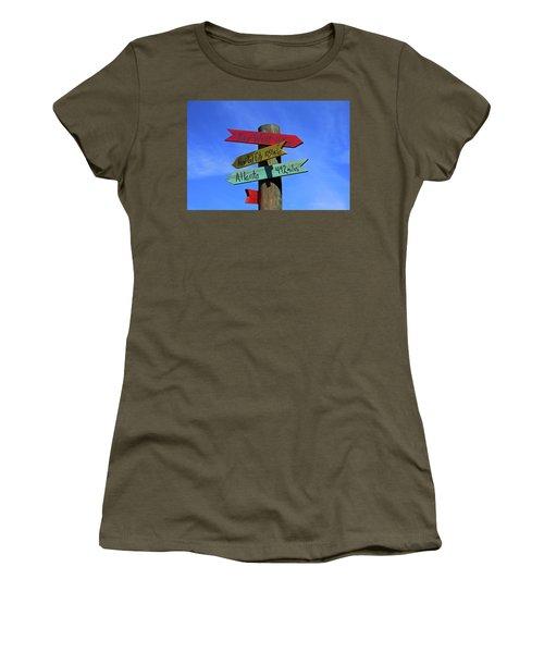 Key West 165 Miles Women's T-Shirt